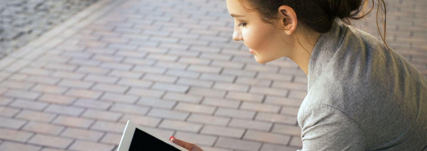 Konzentrieren Sie sich mit Business Online auf Ihr Kerngeschäft.